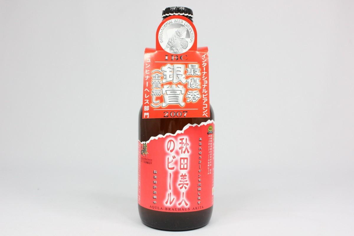 あくら 秋田美人のビ-ル 330ml