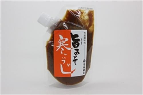 人気商品 永遠の定番モデル みそ味の寒こうじです 安藤醸造 旨みそ寒こうじ