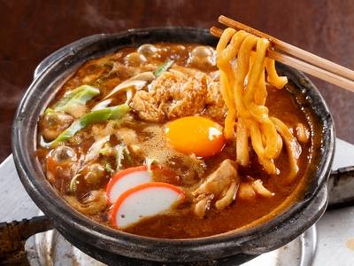 日本製 山本屋 手打ち 味噌煮込みうどん 冷蔵 4食セット ギフト ギフト 名古屋 名古屋土産 お土産