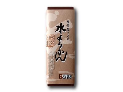 豆腐屋さんの豆乳水ようかん