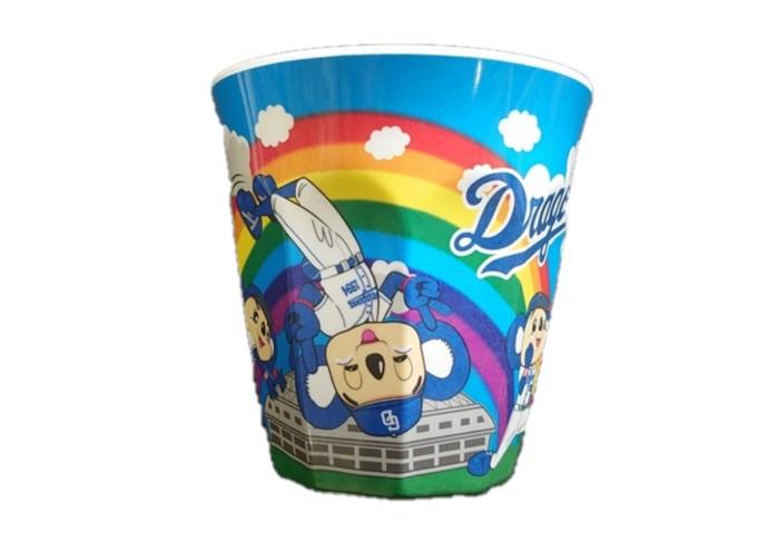 中日ドラゴンズ グッズ メラミンカップ カップ コップ 日本 ドアラ 虹と雲 キャラクター ドラゴンズ 子供用 キッズ 大幅にプライスダウン 子供 かわいい