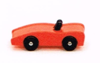 期間限定今なら送料無料 ユシラ社 スポーツカー 赤 大幅にプライスダウン