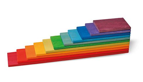 送料無料 グリムス ビルディングボード レインボー Boards Rainbowcolours Building 人気ショップが最安値挑戦 正規店 正規輸入品