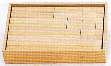 ウールレンガ積木・補充用 デュシマ