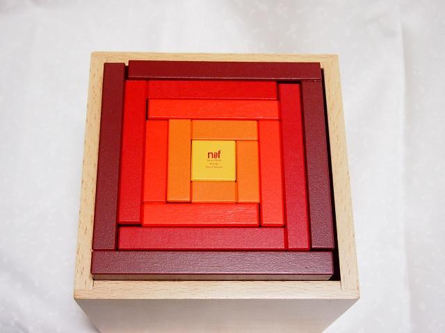 【送料無料】セラ(赤)【キュービックス・セラ用木箱付き(百町森)】