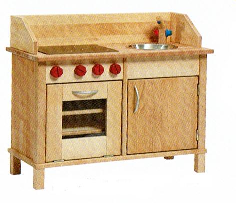 NIC 木製キッチン【送料無料】【ラッピング不可】