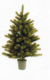 クリスマスツリー90cm ヌードツリー RS GLOBAL TRADE社(PLASTIFLOR社)【送料無料】