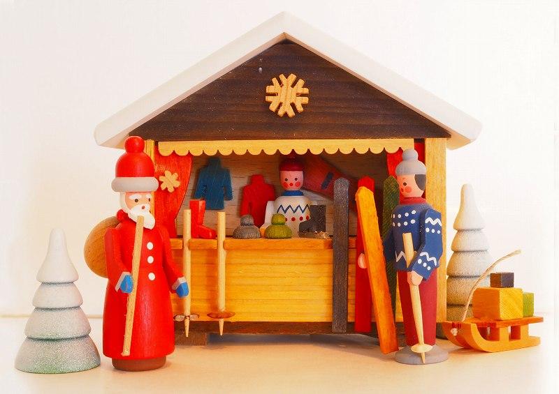 マーケット・クリスマススノー