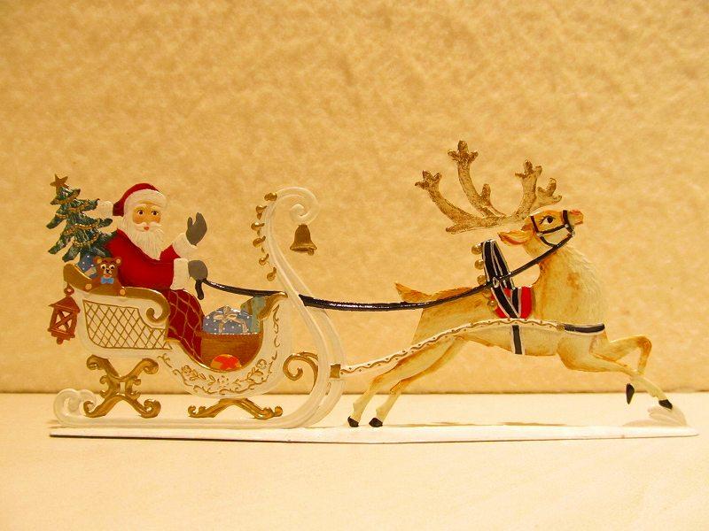 クリスマス ソリ