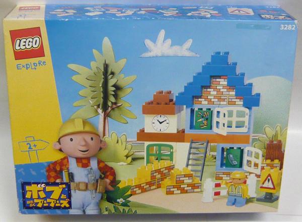 送料無料 レゴ 3282 エクスプロア 正規逆輸入品 ボブとブーブーズ スーパーセール