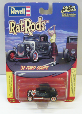 Revell レベル 1/64 RatRods '32 FORD COUPE フォード クーペ