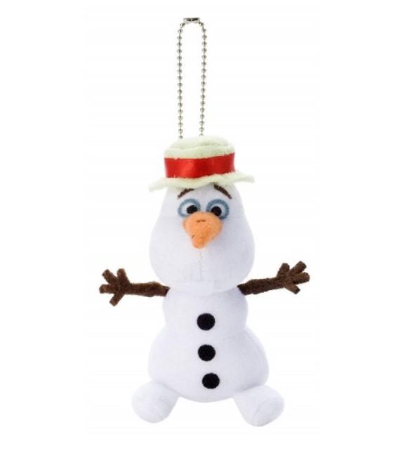 ディズニー 正規取扱店 アナと雪の女王 ボールチェーン 販売期間 限定のお得なタイムセール オラフ 帽子
