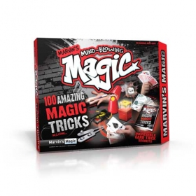 Marvin's Magic マーヴィンズ 仰天マジック E MMB 新商品 新型 5703 気質アップ 100トリック集