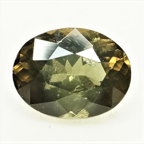 【新入荷】【宝石・ルース】 トリフィライト Triphylite 0.55ct OV【カラーチェンジ】【ナチュラル】【未処理】【レアストーン】【送料無料】
