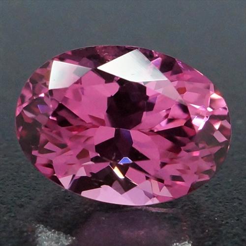 【新入荷】【店長お勧め】【宝石・ルース】ピンク スピネル Pink Spinel 0.69ct【アヤナスピネル】【強蛍光】【送料無料】