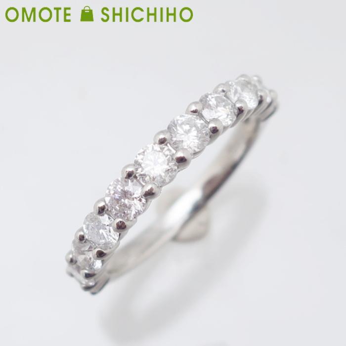【セール】PT900 ダイヤモンド リング #11 D:1.00ct プラチナ レディース 指輪 仕上済79,800円→69,800円に値下げしました!【中古】【007】