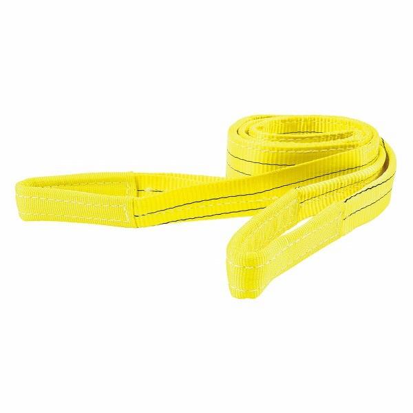 ベルトスリング ナイロン製スリングベルト 開催中 吊りベルト 繊維ベルト 6m 売り込み 75mm幅 吊り具
