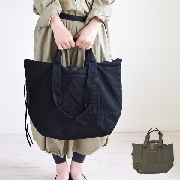 simply● COOLER BAG (L) クーラーバッグ 黒・カーキ 2色●保冷バッグ 取り外し可能 シンプリー