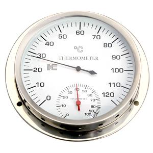 サウナ用温湿度計 サーモ550【あす楽対応】
