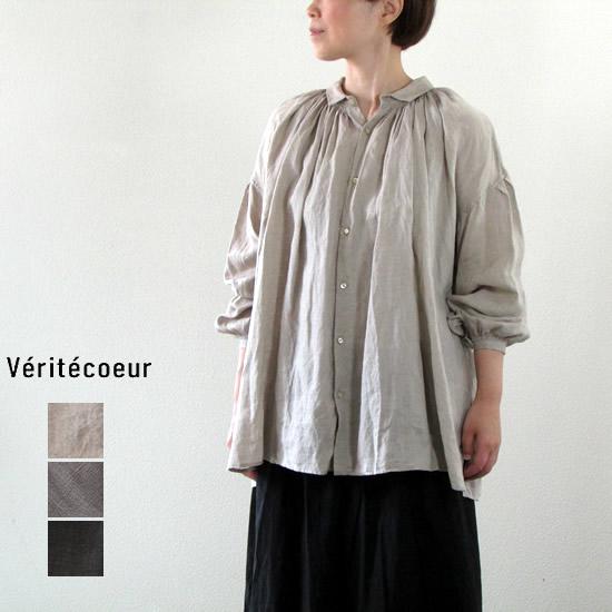 veritecoeur ヴェリテクール ST-026L アンティークブラウス