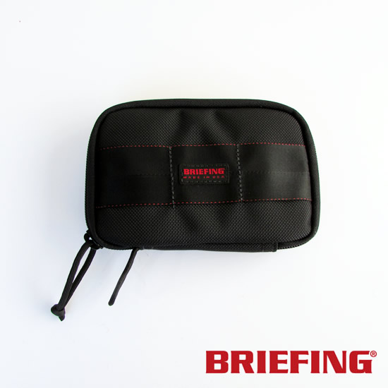 BRIEFING ブリーフィング SHORT WALLET ショートウォレット 財布 小銭入れ 【RED RABEL】