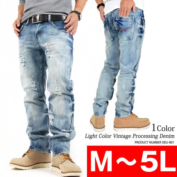 5P (デニムパンツ メンズデニムパンツ メンズジーパン カジュアルパンツ jeans パンツ) ジーパン デニム ジーンズ 綿100% (カーハート) メンズ サカゼン [38 40 42 44 46 48 50 インチ] 大きいサイズ カジュアル ボトムス Carhartt コットン100% ビッグサイズ ジップフライ