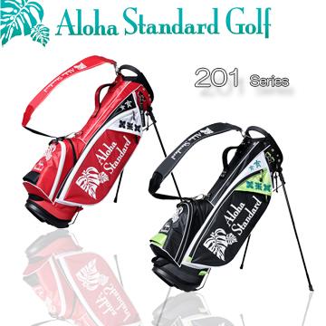 アロハ スタンダード(AlohaStandard) CB201 8インチ スタンドバッグ