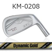 【カスタムオーダー】ゆるり(YURURI) KM-0208+DynamicGold TourIssue(日本仕様)