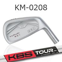 【カスタムオーダー】ゆるり(YURURI) KM-0208+KBS Tour C-Taper95