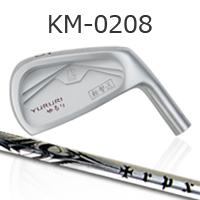 【カスタムオーダー】ゆるり(YURURI) KM-0208+TRPX Iron用 シャフト