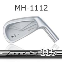 【カスタムオーダー】ゆるり(YURURI) MH-1112+ATTAS 115
