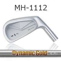 【カスタムオーダー】ゆるり(YURURI) MH-1112+DynamicGold 95/105/120
