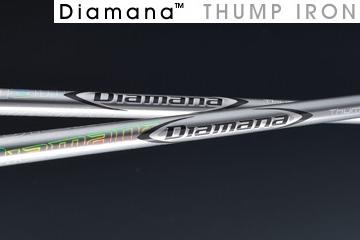 三菱レイヨン Diamana Thump Iron/リシャフト工賃込