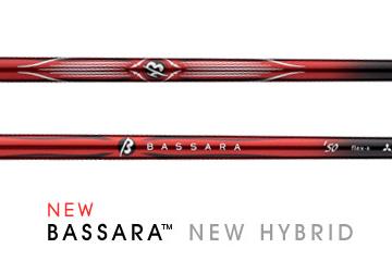 三菱レイヨン BASSARA HYBRID/リシャフト工賃込