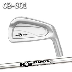 【カスタムオーダー】三浦技研CB-301+K's 8001【miura golf】