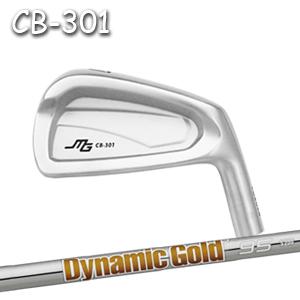 【カスタムオーダー】三浦技研CB-301+DynamicGold 95/105/120【miura golf】