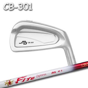 【カスタムオーダー】三浦技研CB-301+FireExpressDGL【miura golf】