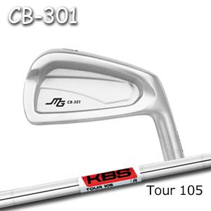 三浦技研(番手指定注文)CB301 + KBS Tour 105(KBS)キャビティアイアン ミウラクラフトマンワールド ヘッドカスタム注文可能 Miura Golf