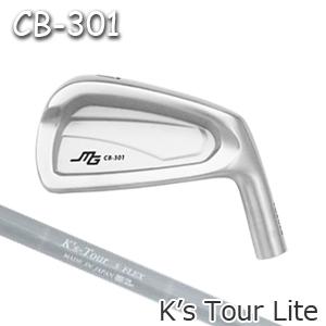 【カスタムオーダー】三浦技研CB-301+K's Tour Lite【miura golf】