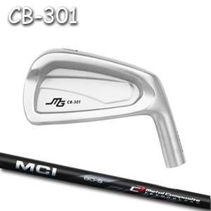 三浦技研(番手指定注文)CB301 + MCI Black(フジクラ)キャビティアイアン ミウラクラフトマンワールド ヘッドカスタム注文可能 Miura Golf