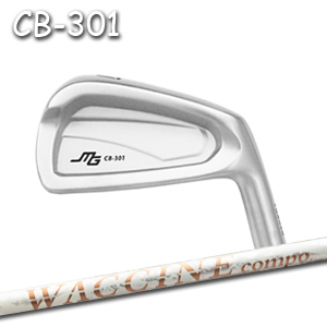 三浦技研(番手指定注文)CB301 + ワクチンコンポ GR330tbキャビティアイアン ミウラクラフトマンワールド ヘッドカスタム注文可能 Miura Golf
