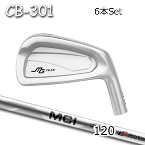 三浦技研(アイアン6本セット#5-PW/#6-GW)CB-301 + MCI 120(フジクラ)キャビティアイアン ミウラクラフトマンワールド ヘッドカスタム注文可能 Miura Golf