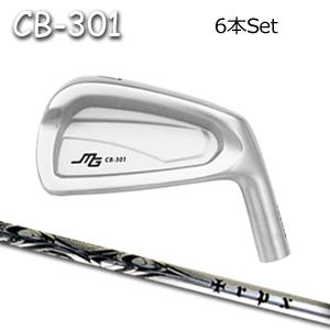三浦技研(アイアン6本セット#5-PW)CB-301 + TRPX Iron用(トリプルエックス)キャビティアイアン ミウラクラフトマンワールド ヘッドカスタム注文可能 Miura Golf