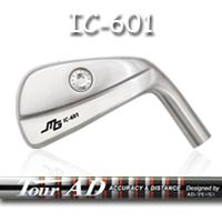 【カスタムオーダー】三浦技研IC-601 中空アイアン+GraphiteDesign AD【miura golf】