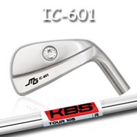 三浦技研(番手指定注文)IC-601 中空アイアン + KBS Tour 105キャビティアイアン ミウラクラフトマンワールド Miura Golf