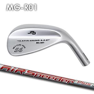 【カスタムオーダー】三浦技研MG-R01ウェッジ+Air Speeder Plus【miura golf】