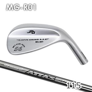 【カスタムオーダー】三浦技研MG-R01ウェッジ+ATTAS 115【miura golf】