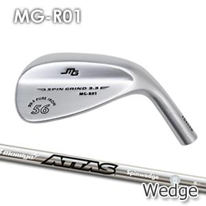 【カスタムオーダー】三浦技研MG-R01ウェッジ+ATTAS Spinwedge【miura golf】