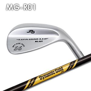 【カスタムオーダー】三浦技研MG-R01ウェッジ+DG TourIssue ONYX Black【miura golf】