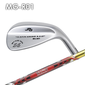 カスタムオーダー お得クーポン発行中 迅速な対応で商品をお届け致します 三浦技研MG-R01ウェッジ+デザインチューニング MODUS3 105 golf 2020バージョン miura